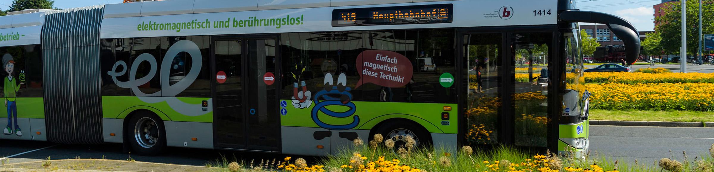Braunschweiger Verkehrs-GmbH - Projektpartner